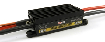 Main Switch 100+RCSW